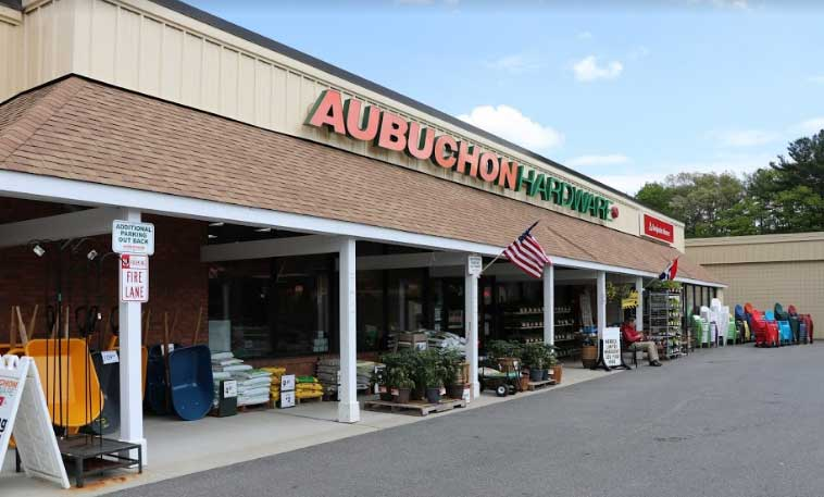 Aubuchon Hardware, a Century Club retailer founded in 1908, operates 104 stores in New England and upstate New York.