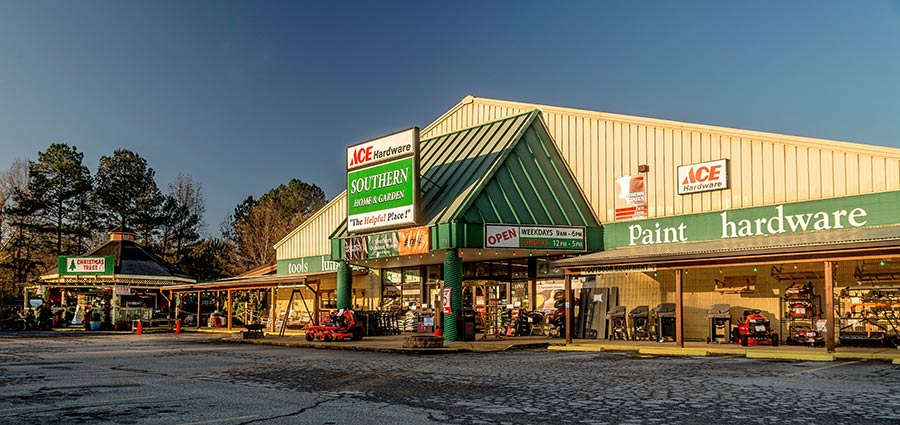 Southern Home & Garden Ace Hardware in Carrollton, Ga., transitioned to a full-service DIY and garden center in 2010.