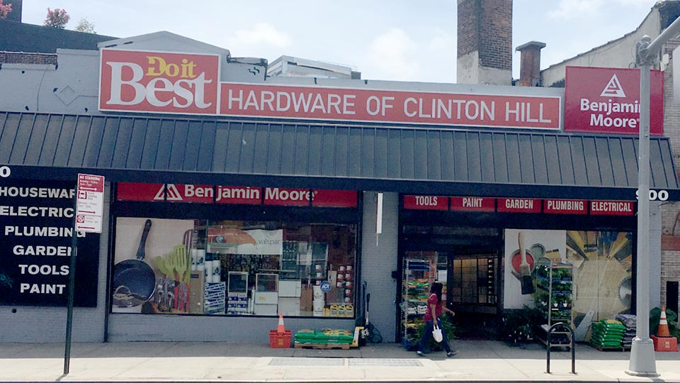 Do it Best Hardware of Clinton Hill opened in May 2019.