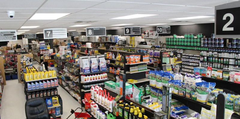 The original store moved to a new location by Kroger in September 2019.