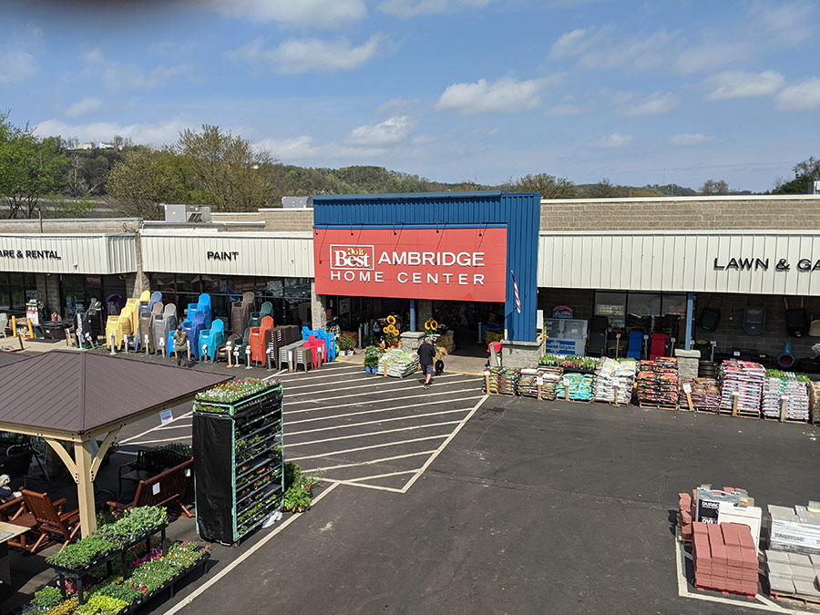 Regular expansion and remodel projects have ensured the store stays relevant to local customers.