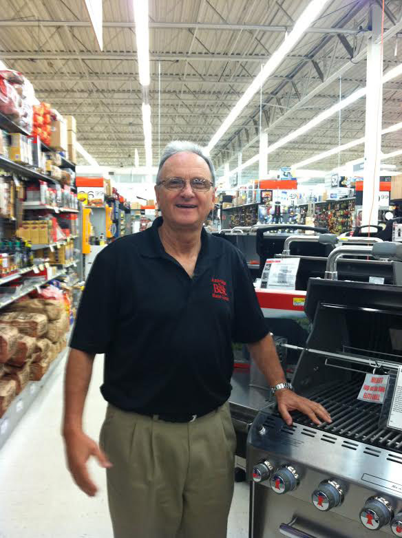 Frank Strano has worked hard to grow and improve Ambridge Do it Best Home Center since starting back in 1980.
