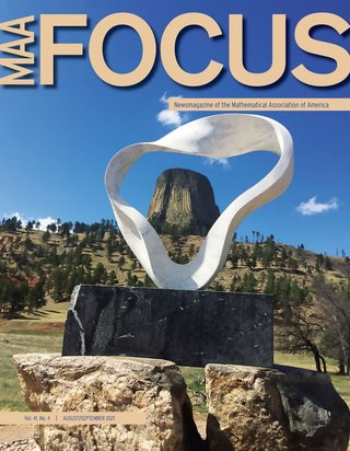 MAA FOCUS Latest Cover