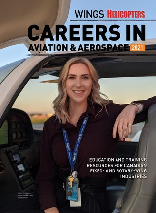 Careers in Aviation January 2021