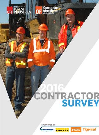 2016 Contractor Survey