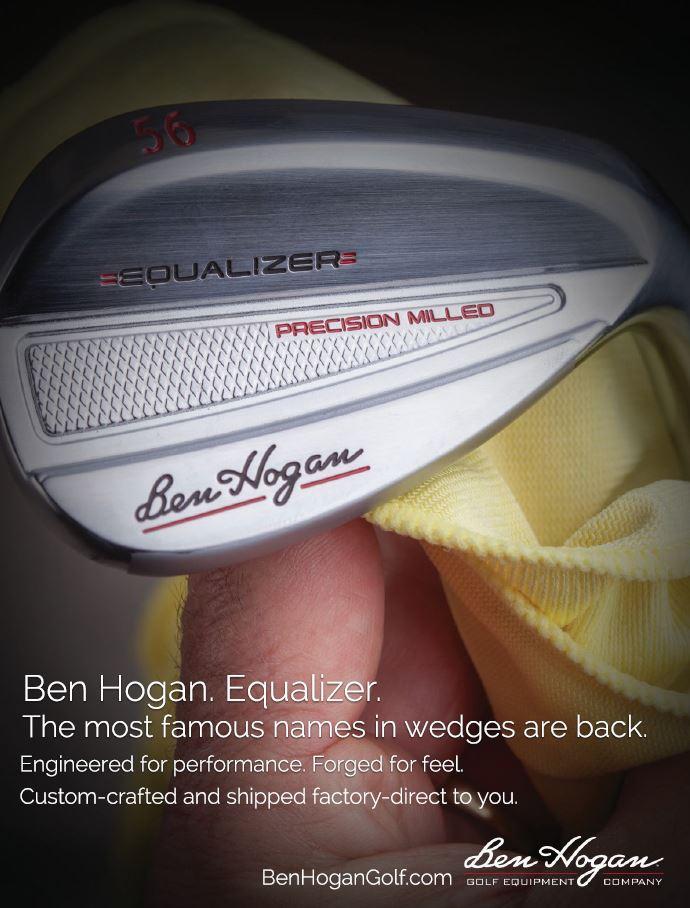Ben Hogan Golf Equipment Company Golfweek Comp Issue June 2018